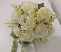 Svatební květina - umělé květy