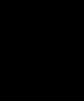Potah na bistrostolek - černý